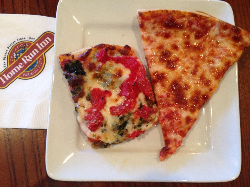 Square vs Triangle: Which pizza cut is for you?