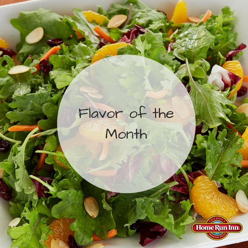 Kale Salad Flavor of the Month