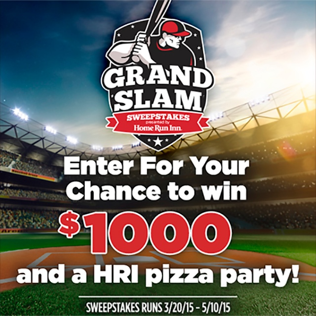 Grand Slam Sweepstakes