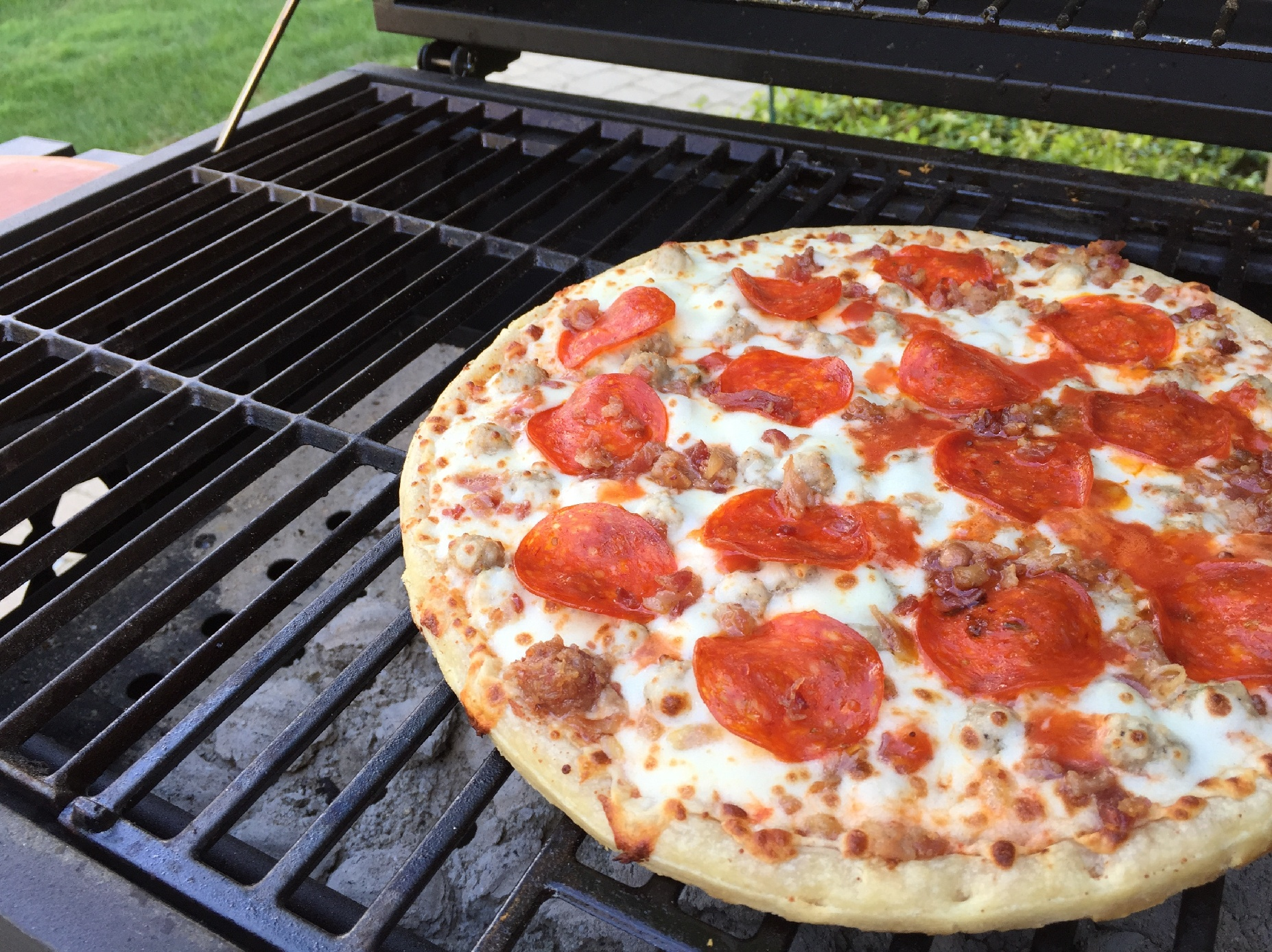 Ignite your Summer with Pizza on the Grill