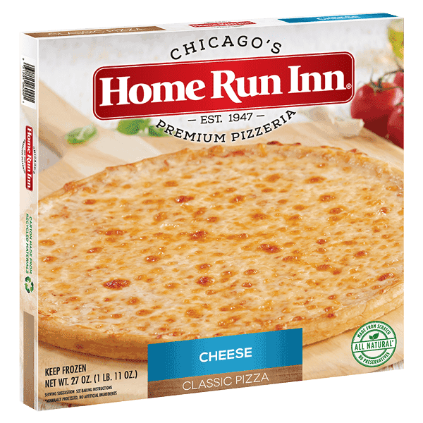 12″ Frozen HRI Classic cheese Pizza