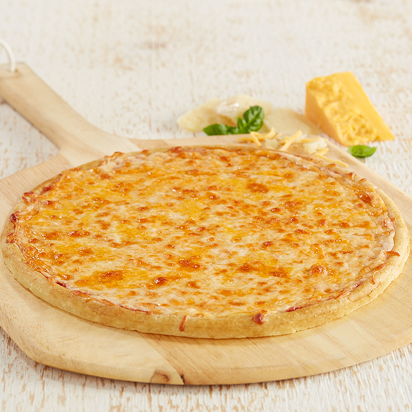 Delicous Classic Four Cheese Pizza