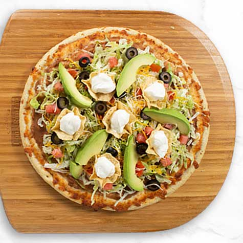 Taco Party Pizza Recipe