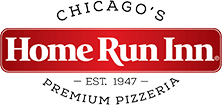 Logo: Home Run Inn, Chicago's Premium Pizzeria Est. 1947