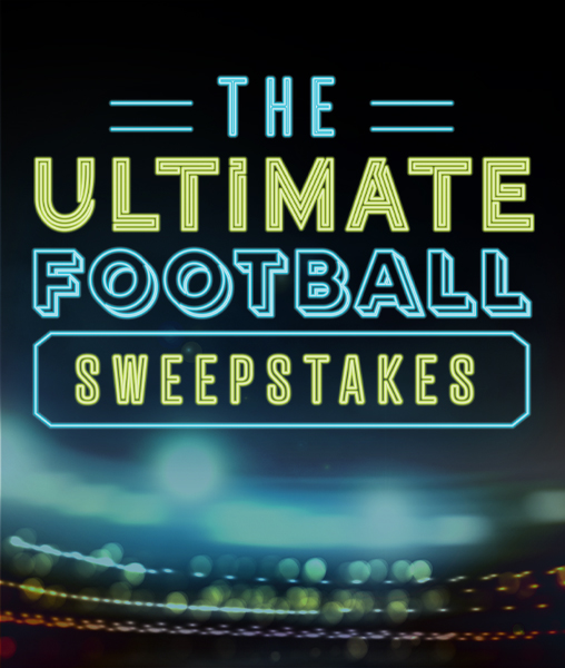HRI The Ultimate Football Sweepstakes