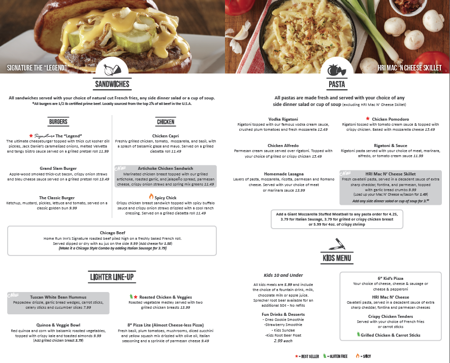 Menu Picture Two