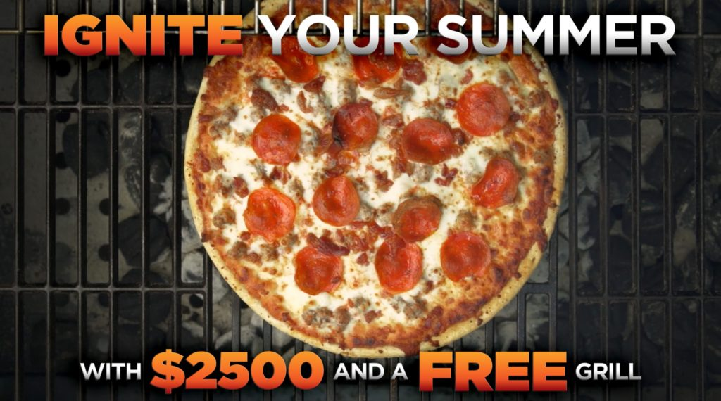 Ignite your Summer Sweeps is BACK