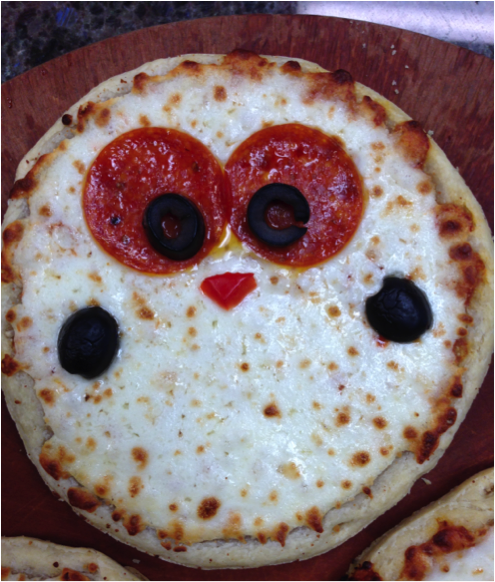 You're a Hoot Pizza