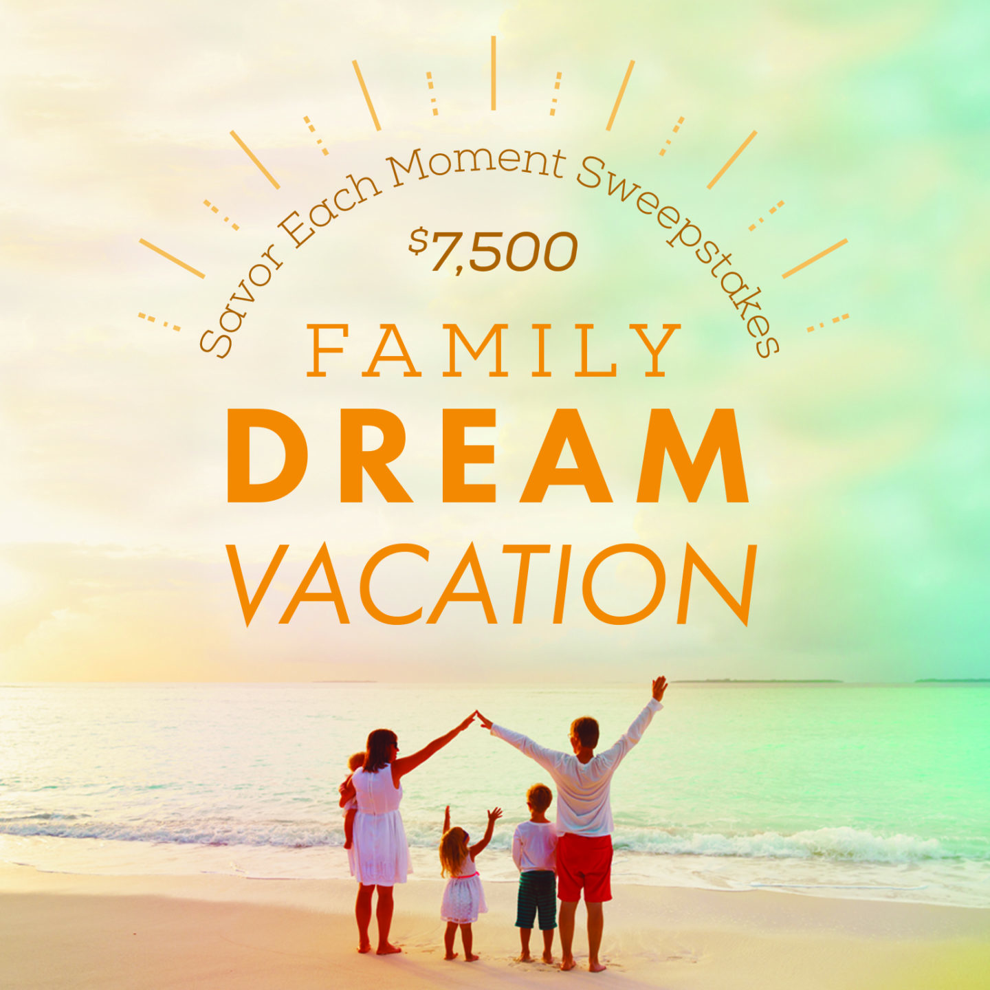 HRI $7,500 Family Dream Vacation